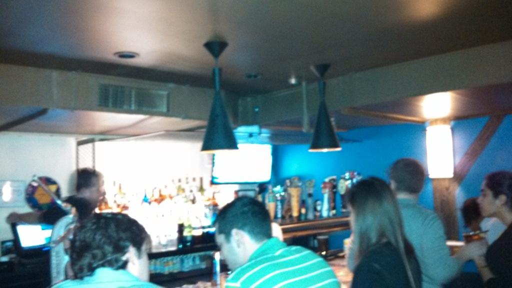 Back Upstairs Bar