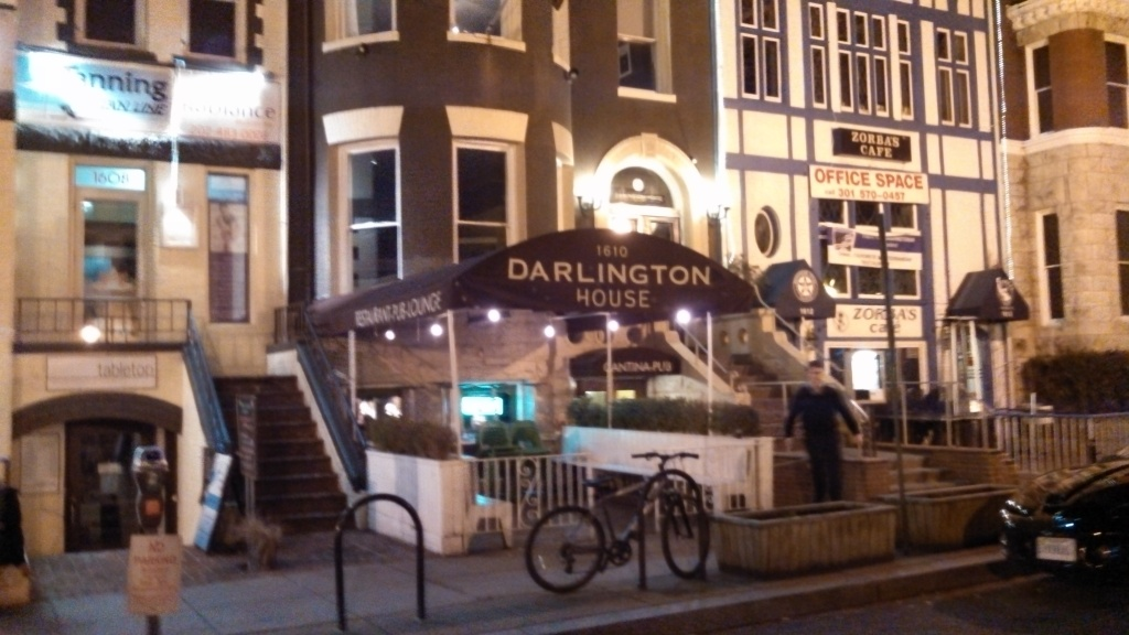 Darlington House - Cantina Pub