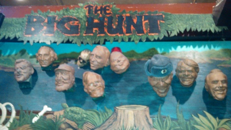 Decor at Big Hunt