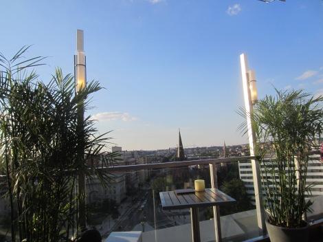 View overlooking DC