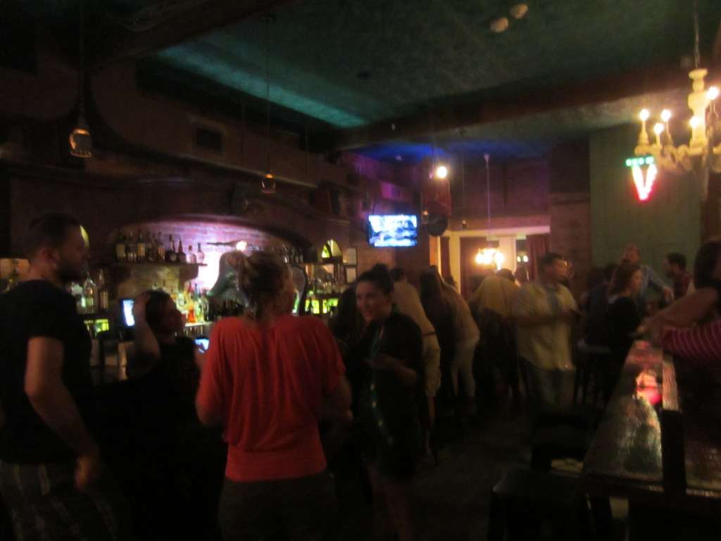 Second Floor Bar
