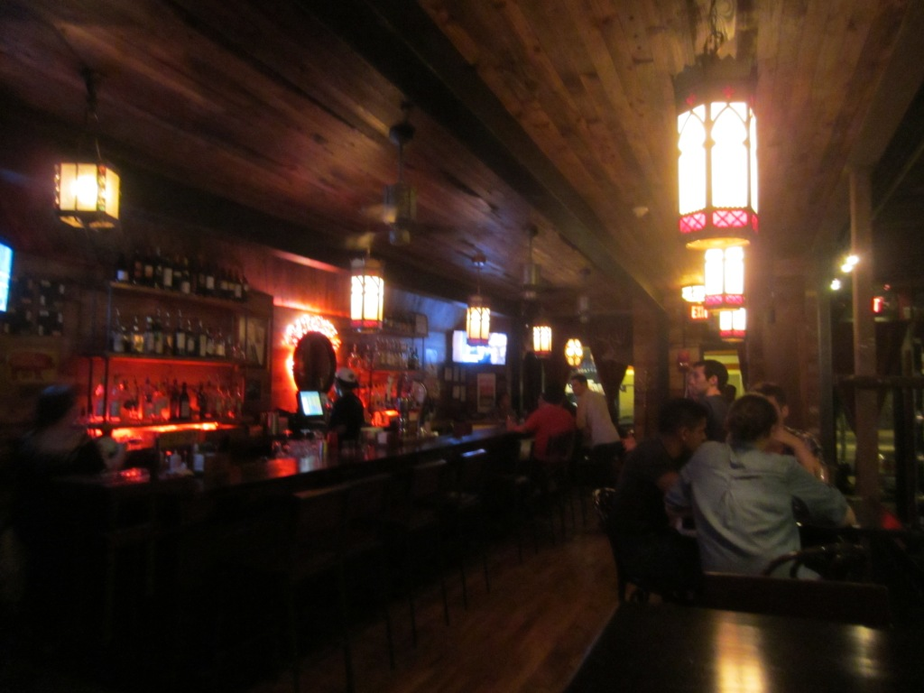 First Floor Bar