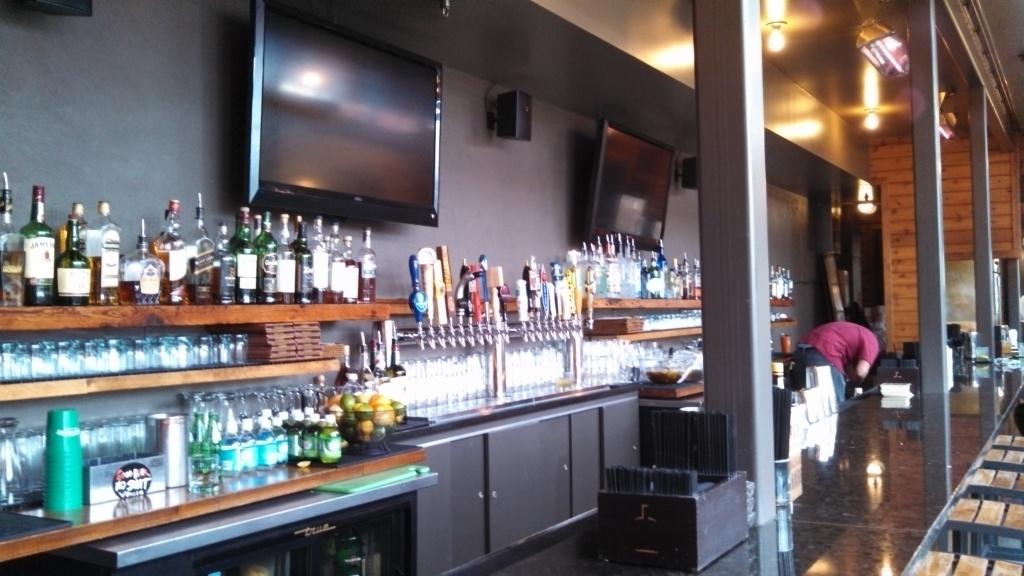 Second Floor Open-Air Roof Terrace Bar