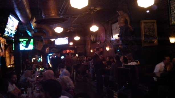 2nd floor main bar area