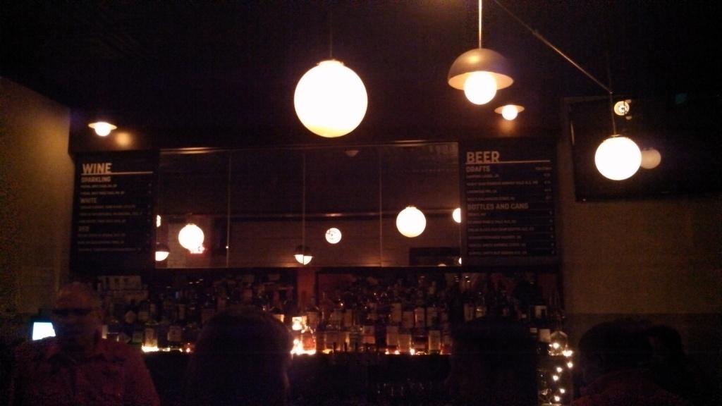 Bar at All Souls