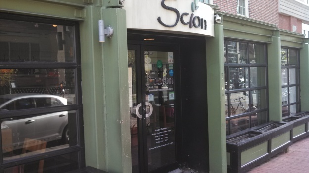 Scion hosts many great beer events