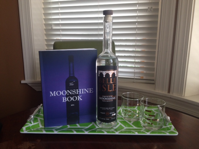 Belle Isle Moonshine and The Moonshine Book