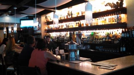 Ceiba's bar