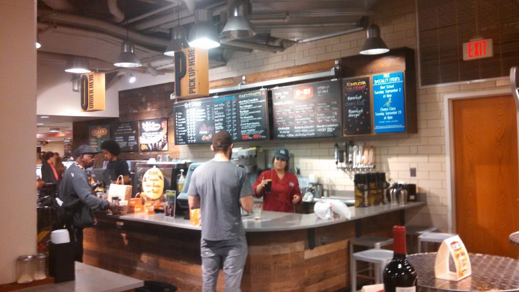 Whole Foods Foggy Bottom - GW BREW