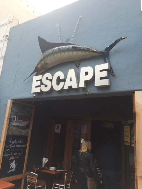 Escape Fish Bar