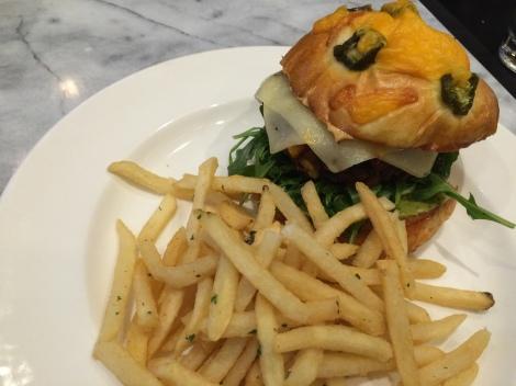 Austin Veggie Burger