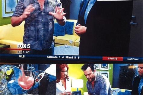 The Speak on TV like a real Speakeasy (credit: ABRA Investigative Report)