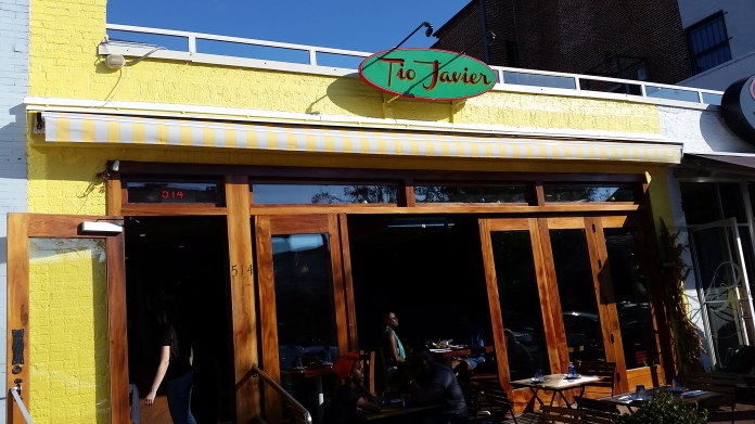 Pacifico Cantina is now Tio Javier