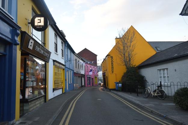 Colorful Kinsale